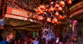 Halloween Tree Disney Cruise