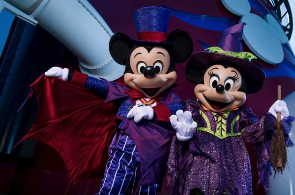 Mickey Minnie Halloween Cruise