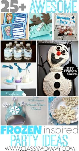 Best Frozen birthday party ideas
