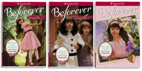 American Girl BeForever Samantha