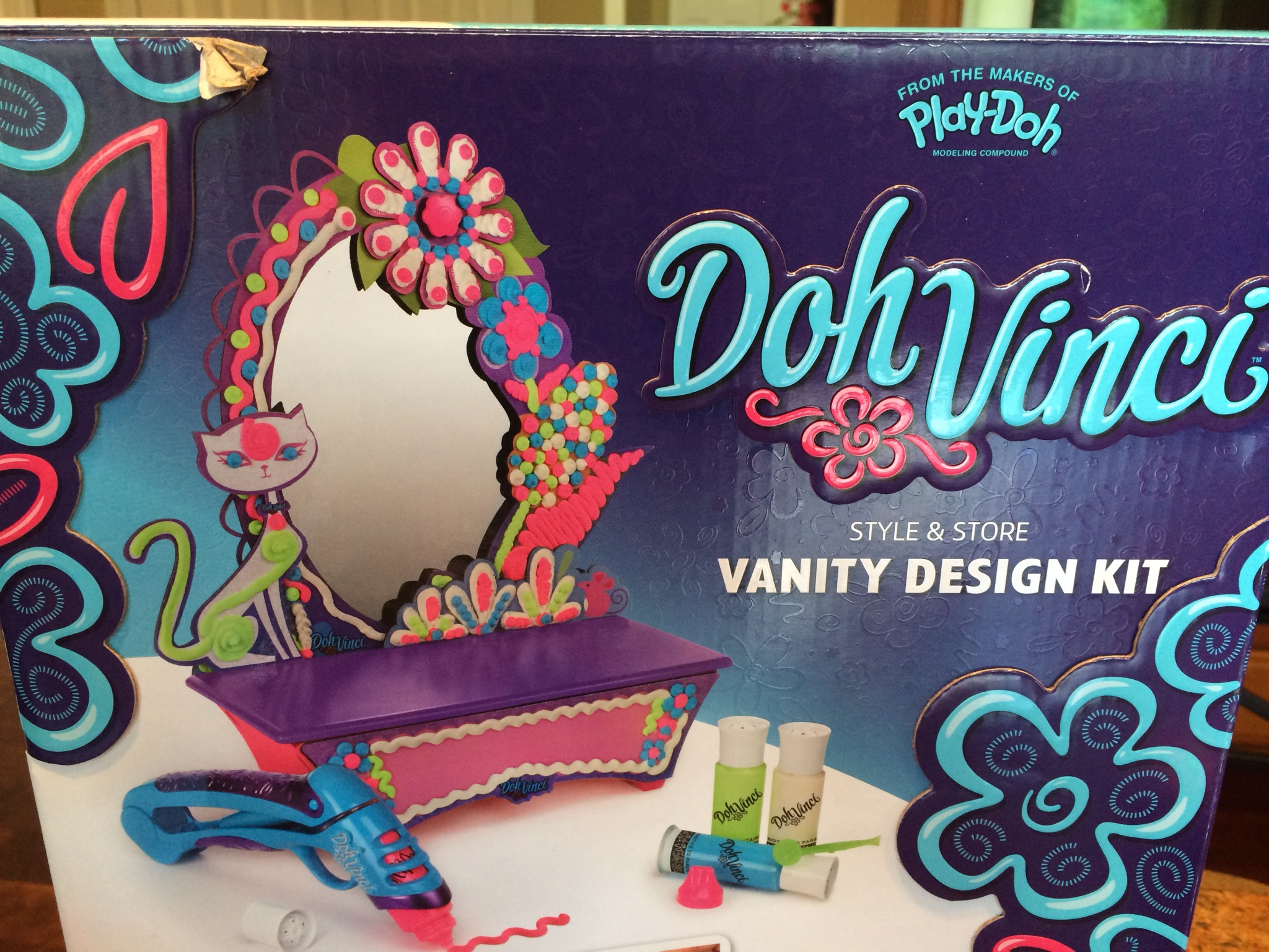 Doh vinci vanity set video review - Hasbro a7197eu4 doh vinci specchio vanity ...