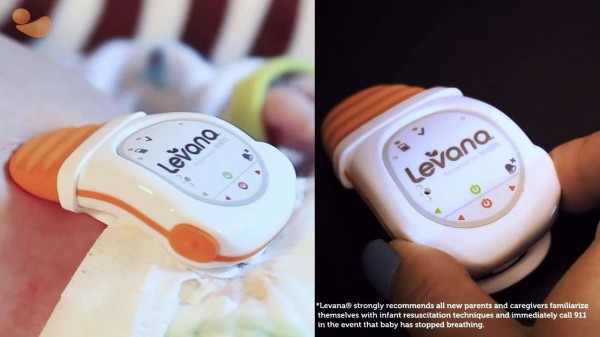 levana baby monitor alarm images