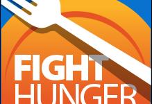 Fight hunger Logo