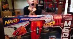 Nerf Thunderbow