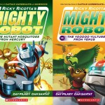 RICKY RICOTTA BOOK SERIES
