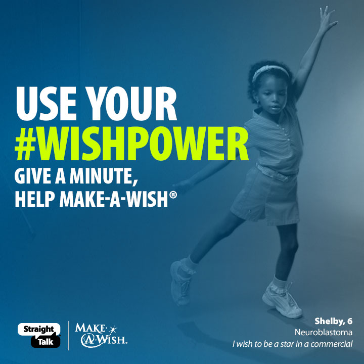 #WishPower Straight Talk