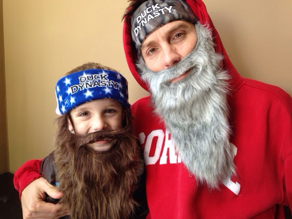 Easy Duck Dynasty Costumes