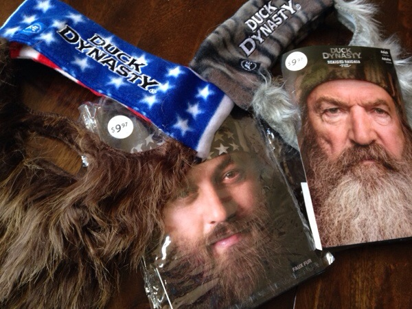 Easy Duck Dynasty Halloween Costumes