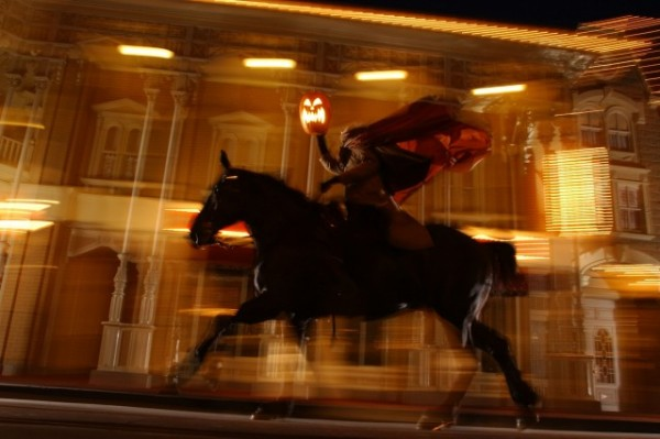 Headless Horseman Disney