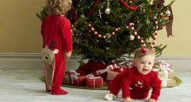 Little Me Christmas Sleepers
