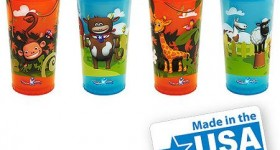 Usa Kids Sippy Cups