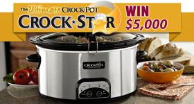 crock pot crock star contest