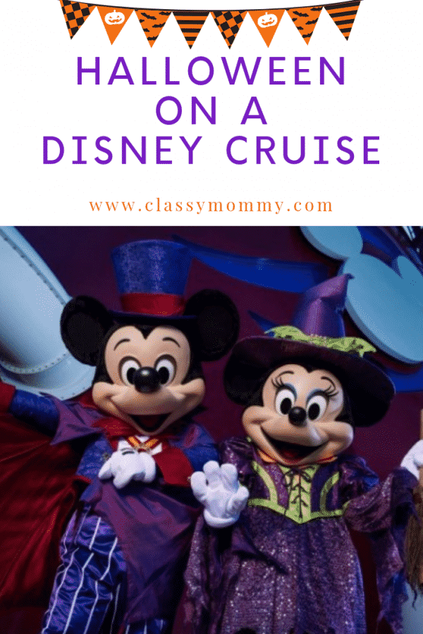 Holiday Highlights of Disney Cruise Halloween on the High Seas