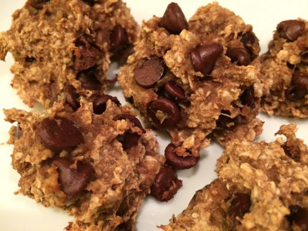 Easy Gluten Free Chocolate Chip Oatmeal Clusters Recipe