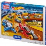 Hot Wheels Mega Bloks package