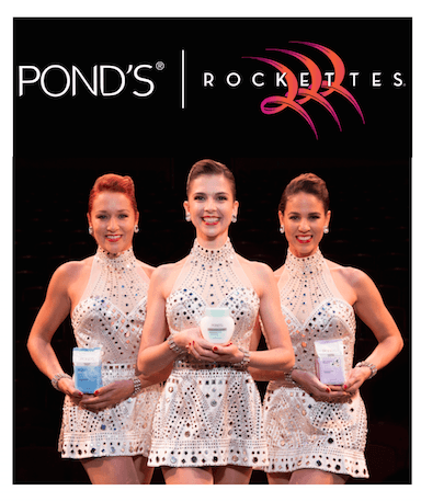 PONDS-ROCKETTES Images