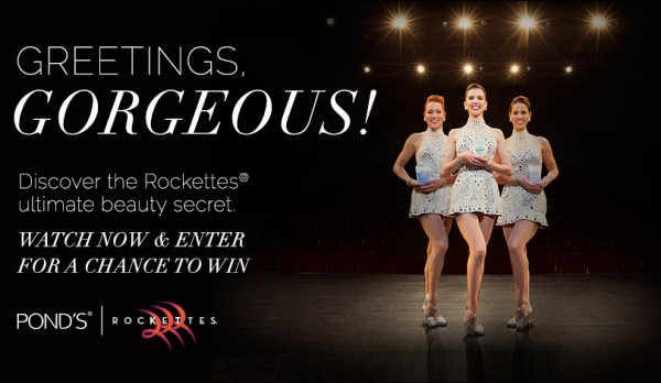 Ponds Rockettes