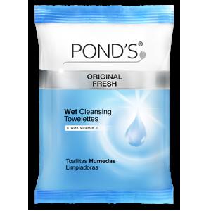 Ponds original fresh wipes