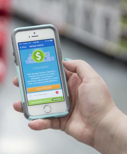 Savings Catcher App