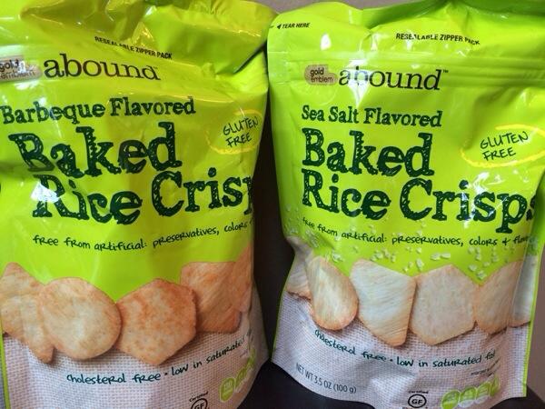 gluten free rice crisps cvs