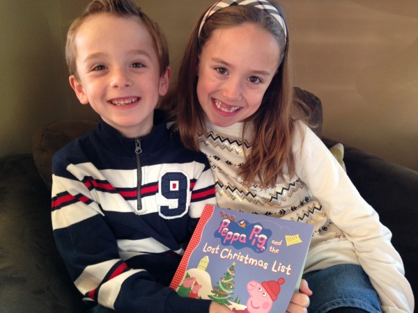 New Holiday Books Starring Peppa Pig