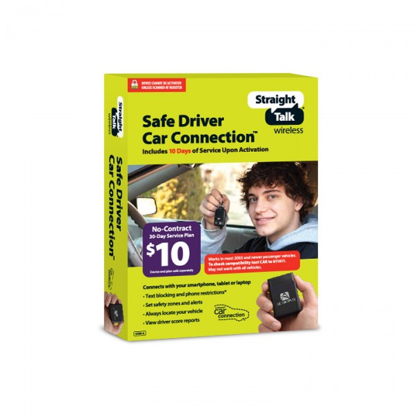 safe driver car connection