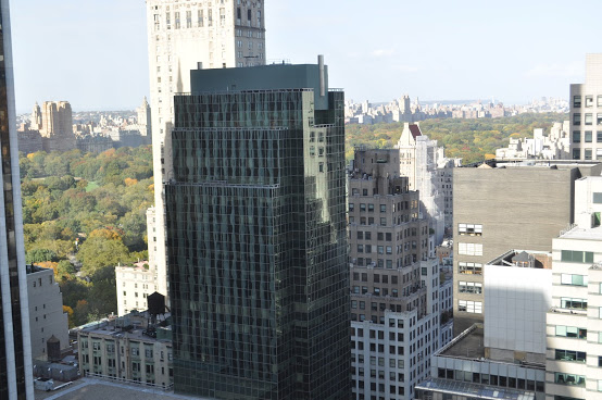 Four-Seasons-View in New York City