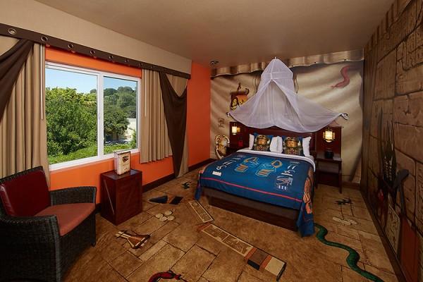 Legoland Hotel Adventure Bedroom