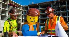 Legoland Hotel Florida Construction