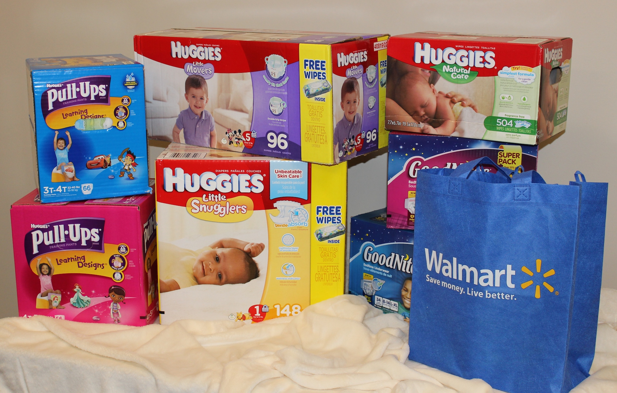 image about Printable Huggie Coupons referred to as Free of charge Electronic Printable Diaper Discount coupons at Walmart