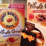 New Honey Bunches of Oats Whole Grain Cereal