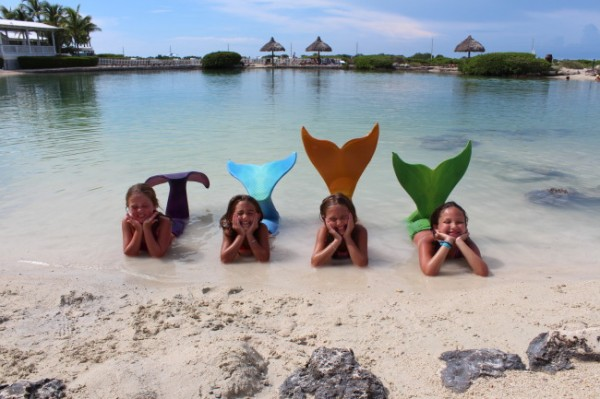 Hawks Cay Mermaid Academy