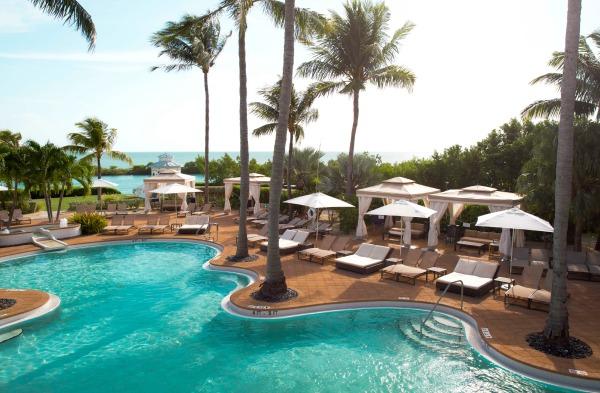 Hawks Cay Resort Tranquility Pool Image