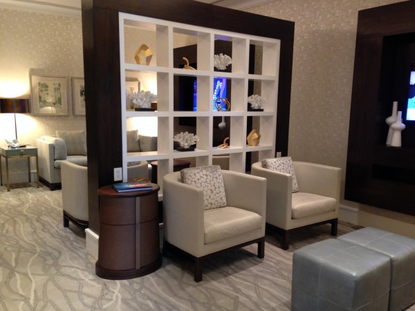 Four Seasons Orlando Departure Lounge
