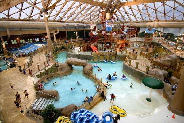 Camelback Resort's Brand New Aquatopia Water Park