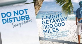Wyndham Do Not Disturb Sweepstakes