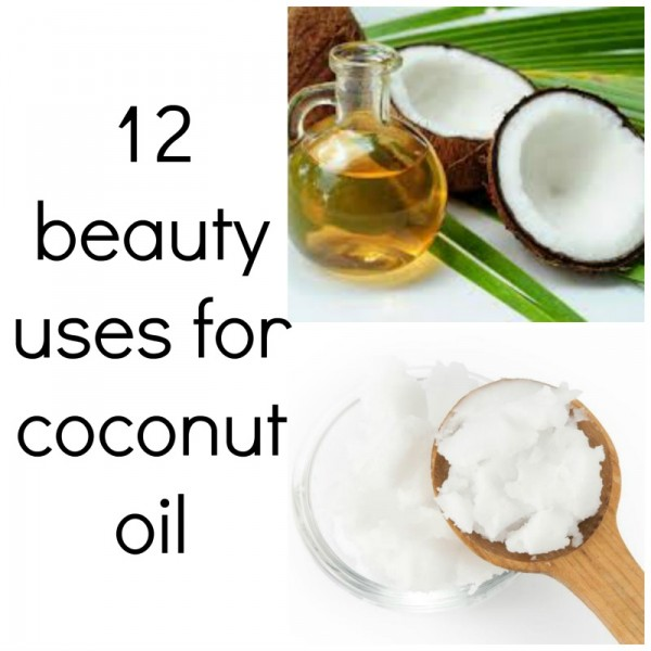 12 Beauty Uses for Coconut Oil