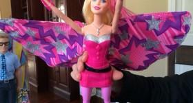 Barbie Super Hero Video Review