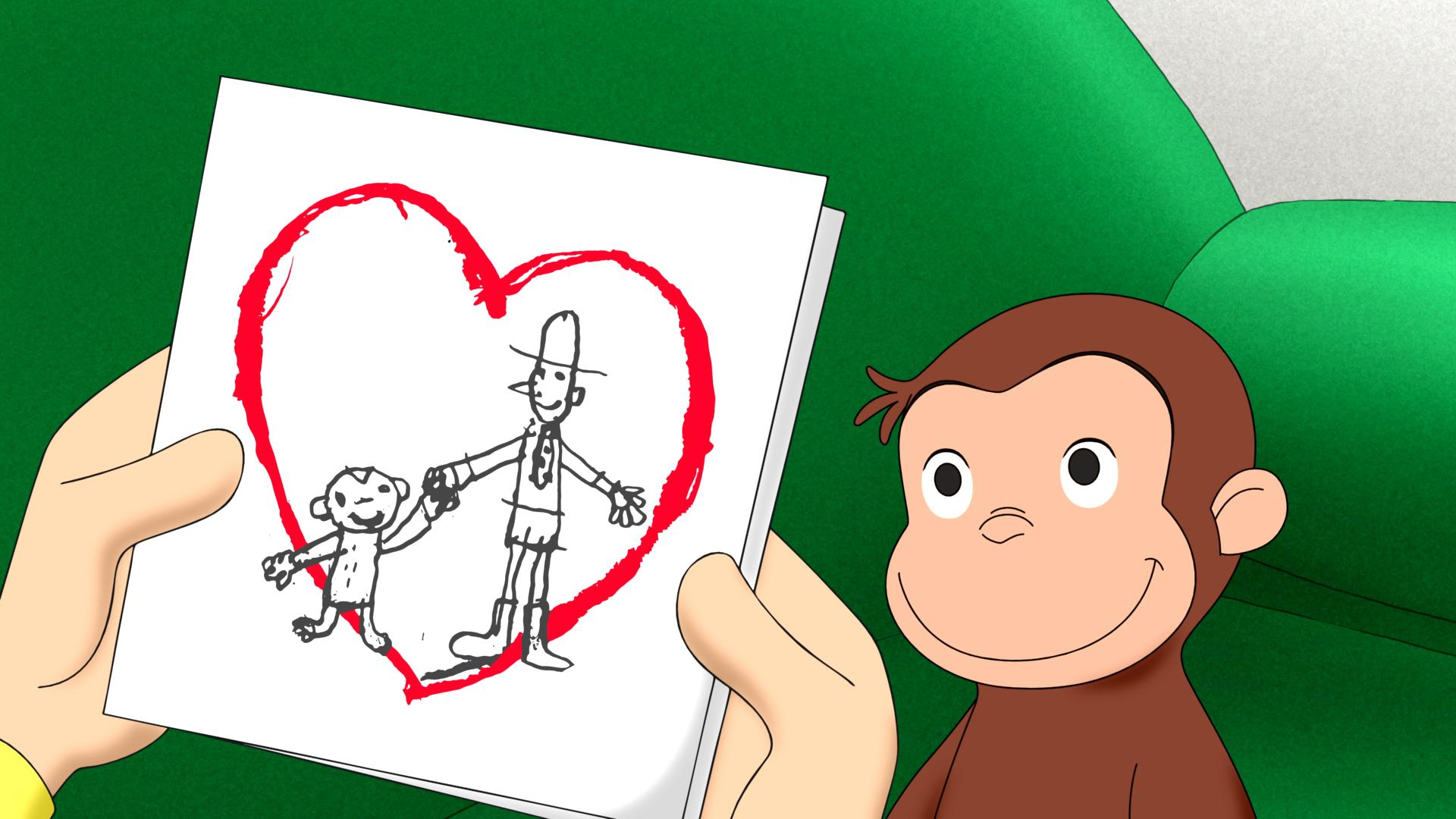 Curious George Happy Valentine\'s Day Episode