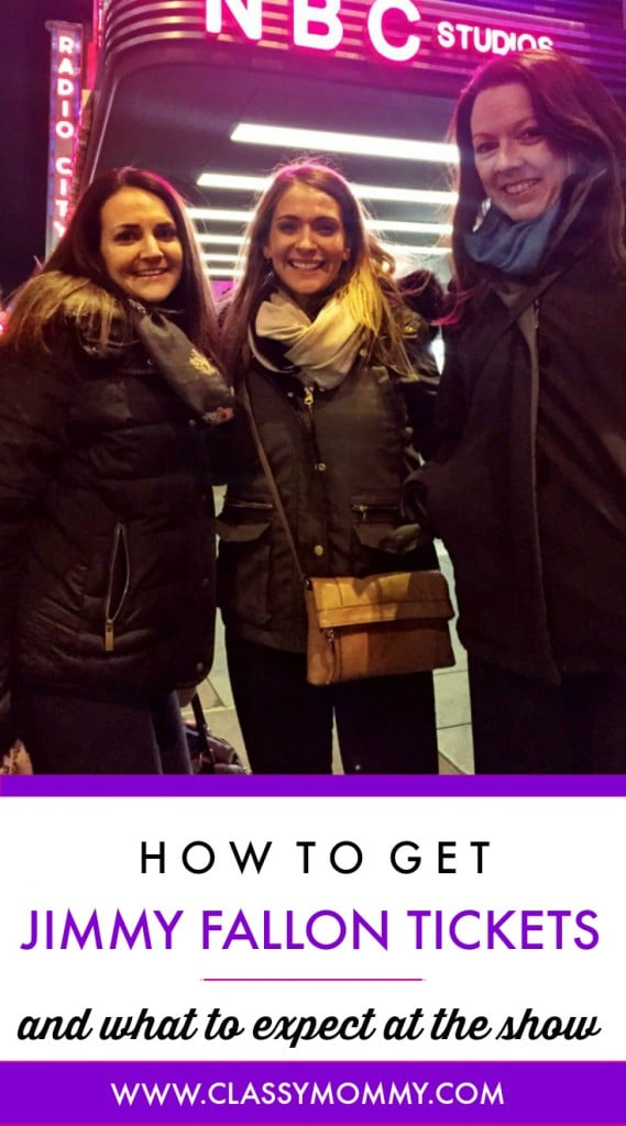 Tips on How to get Jimmy Fallon Tickets