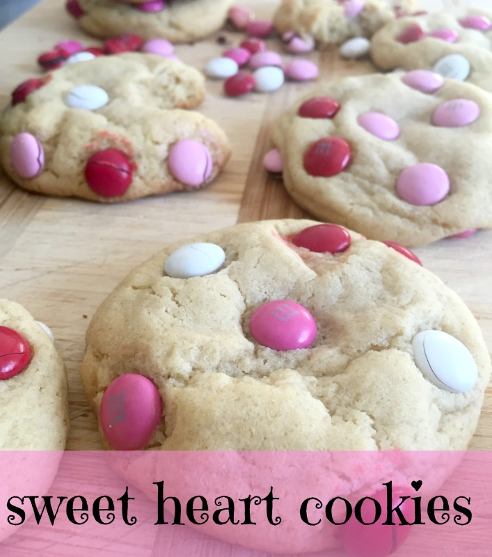 Sweetheart Valentine S Day Sugar Cookies Recipe