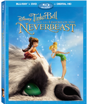 Tinker Bell and the Legend of the NeverBeast Free Printable Coloring Pages.