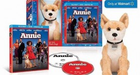 Annie Gift Set with Plush and DVD