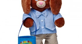 Build a Bear Easter Collection Chocolate Bunny