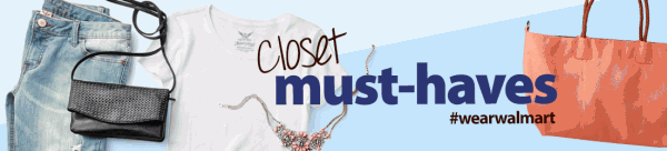 Closet Must Haves