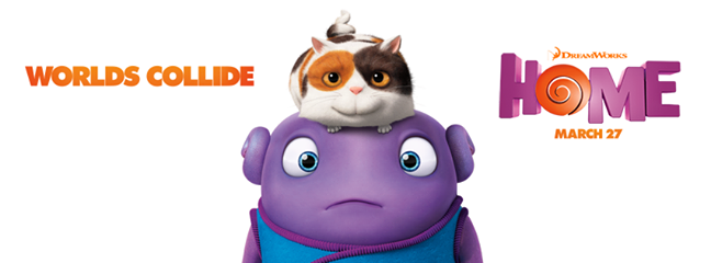 Product provided by 20th Century Fox & DreamWorks Animation Giveaway is open to US mailing addresses only
