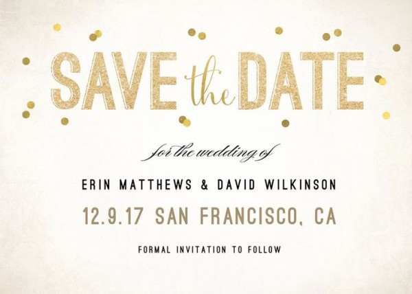 Walmart Wedding invitations