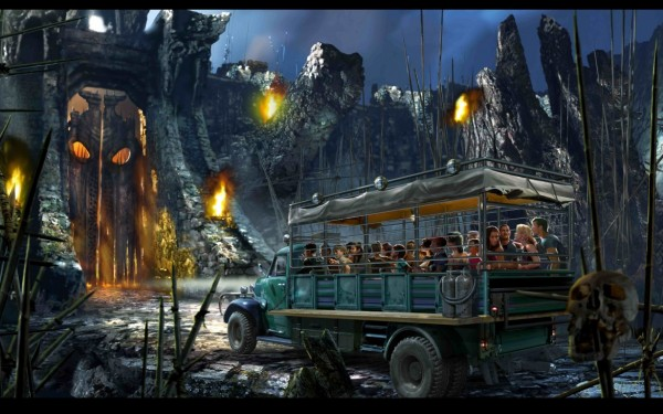 Details about Skull Island Reign of Kong coming to Universal Orlando Summer 2016