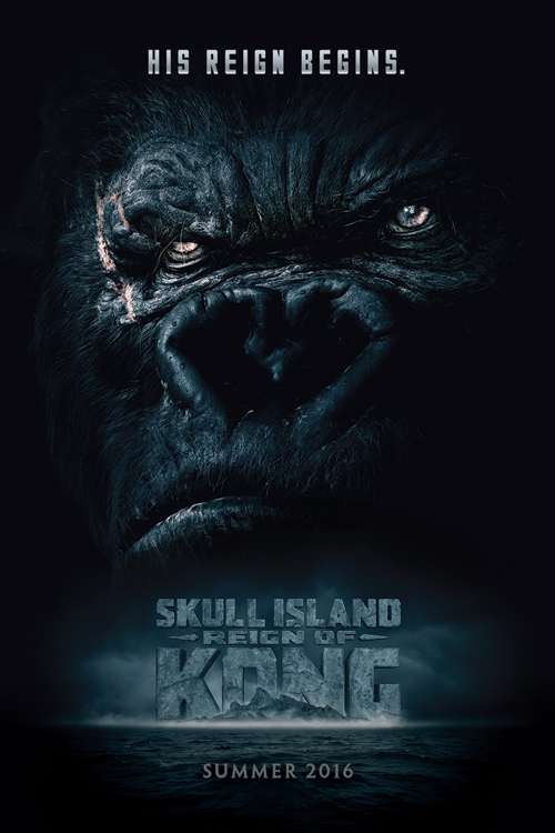 skull island at Universal Orlando