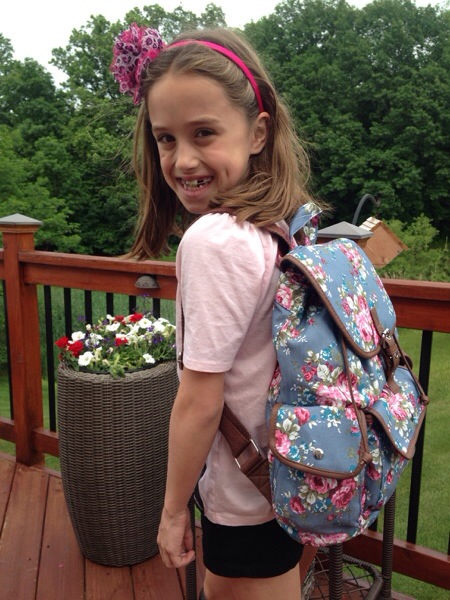 Trendy Inexpensive Backpacks including a Vera Bradley Look Alike